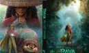 Raya and the Last Dragon (2021) Custom Clean DVD Cover