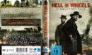 Hell On Wheels-Die komplette erste Staffel (2013) R2 DE DVD Cover