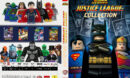 Justice League-Collection R2 DE DVD Cover