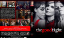 The Good Fight - Season 1 R1 Custom DVD Cover & Labels