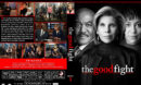 The Good Fight - Season 3 R1 Custom DVD Cover & labels