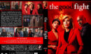 The Good Fight - Season 4 R1 Custom Dvd cover & labels