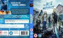 The New Mutants (2020) R2 UK Blu Ray Cover & Labels
