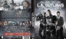 L.A. Outlaws (2017) R2 DE DVD cover