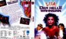LISA-Der helle Wahnsinn (1985) R2 DE DVD Cover