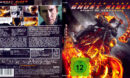 Ghost Rider Spirit of Vengeance 3D DE Blu-Ray Cover