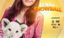 Lena & Snowball R1 Custom Dvd label