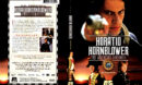 HORATIO HORNBLOWER THE ADVENTURE CONTINUES-RETRIBUTION (2001) DVD COVER & LABEL