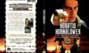 HORATIO HORNBLOWER THE ADVENTURE CONTINUES-THE MUTINY (2001) DVD COVER & LABEL