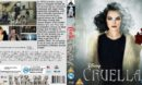 Cruella (2021) Custom R2 UK Blu Ray Cover and Labels