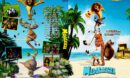 Madagascar R2 DE Custom DVD Cover