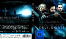Devil's Gate (2017) DE Blu-Ray Cover