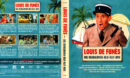 Louis de Funes - Die Gendarmen Blu-ray Box DE Covers