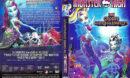 Monster High-Das grosse Schreckensriff (2016) R2 DE DVD Cover