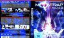 Moontrap Teil 1 & 2 R2 DE DVD cover