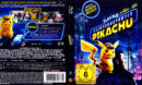 Pokémon Meisterdetektiv Pikachu (2019) DE Blu-Ray Cover