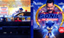 Sonic: The Hedgehog (2020) DE Blu-Ray Covers