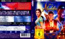 Aladdin (2019) DE 4K UHD Blu-Ray Cover
