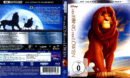 Der König der Löwen (1994) DE 4K UHD Cover