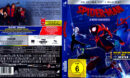 Spider-Man: A New Universe (2018) DE 4K UHD Cover