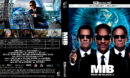 Men in Black 3 (2012) DE 4K UHD Cover