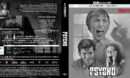 Psycho (1960) DE 4K UHD Covers