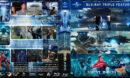 Skyline Triple Feature R1 Custom Blu-Ray Cover