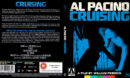 CRUISING (1988) BLU-RAY COVER & LABEL