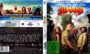 Jumanji 2: The Next Level (2019) DE 4K UHD Cover