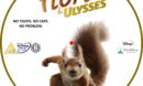 Flora And Ulysses (2021) RB Custom Bluray Label