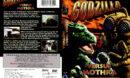 GODZILLA VERSUS MOTHRA (1964) DVD COVER