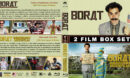 Borat Double Feature Custom Blu-Ray Cover