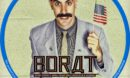 Borat (2006) Custom Blu-Ray Label