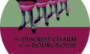 THE DISCREET CHARM OF THE BOURGEOISIE (1972) CUSTOM BLURAY LABEL
