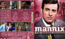 Mannix - Season 2 R1 Custom DVD Cover & Labels