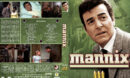 Mannix - Season 3 R1 Custom DVD Cover & Labels