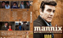 Mannix - Season 4 R1 Custom DVD Cover & Labels