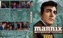 Mannix - Season 5 R1 Custom DVD Cover & Labels
