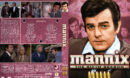 Mannix - Season 6 R1 Custom DVD Cover & Labels