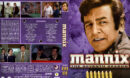 Mannix - Season 7 R1 Custom DVD Cover & Labels