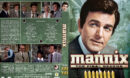 Mannix - Season 8 R1 Custom DVD Cover & Labels