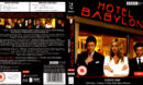 HOTEL BABYLON SERIES ONE (2007) BLU-RAY COVER & LABEL