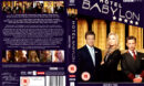 HOTEL BABYLON SERIES TWO (2008) R2 DVD COVER & LABEL