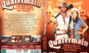 Quatermain R2 DE DVD Cover