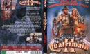 Quatermain 2 R2 DE DVD Cover