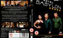 HOTEL BABYLON SERIES THREE (2009) DVD COVER & LABEL