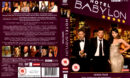 HOTEL BABYLON SERIES FOUR (2009) DVD COVER & LABEL