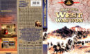HOW THE WEST WAS WON (1962) DVD COVER & LABEL
