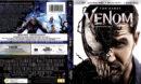 VENOM (2018) 4K BLU-RAY COVER & LABEL
