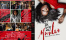 How to Get Away with Murder - Season 6 R1 Custom DVD Cover & Labels